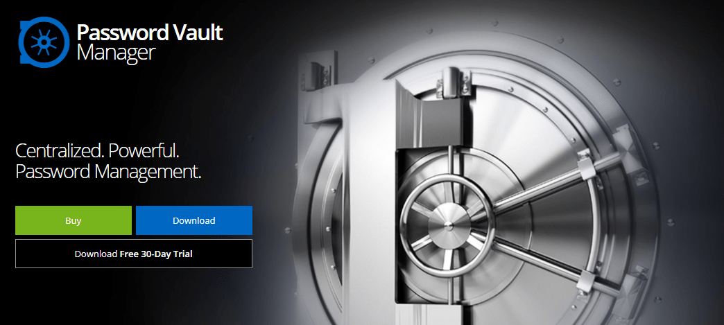 Password Vault Manager