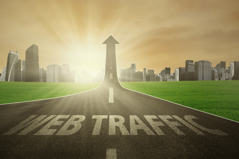 Find the signs to more web traffic