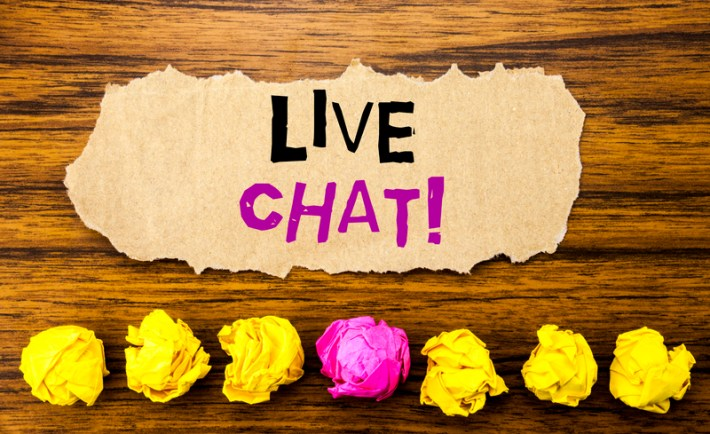 how to improve conversions on livechat