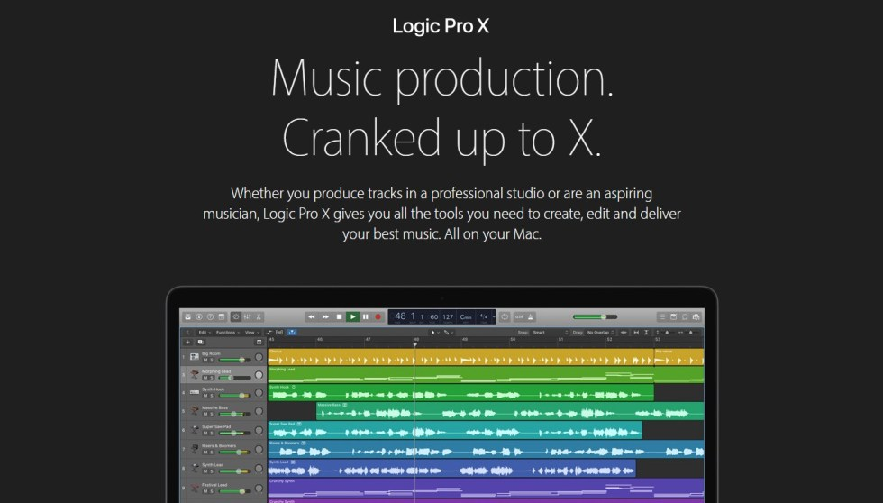 Best Software For Music Production Mac - triplelasopa