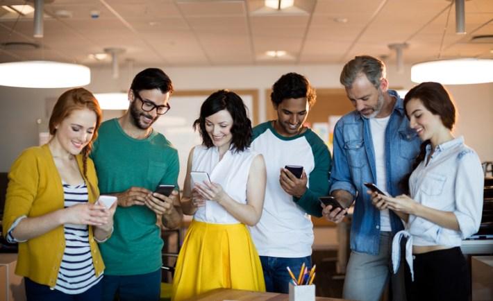 Aplicaciones móviles y el gamification