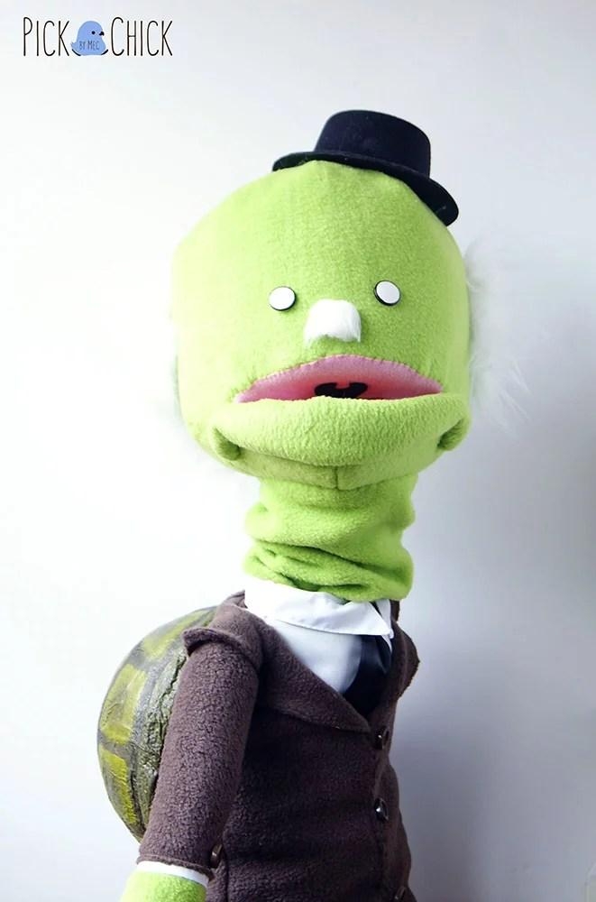 tugorio marioneta fiesta suprema
