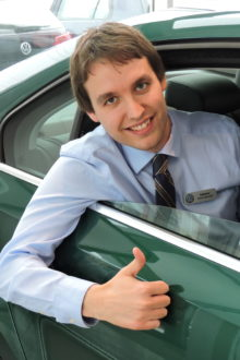 Callaghan Brown - VW Brand Specialist