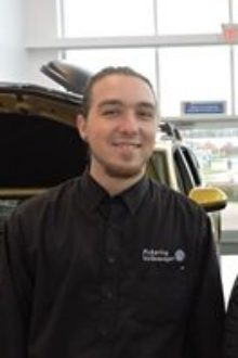 Chris Zaczek - Parts Advisor