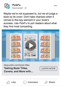 Example Facebook Ads Split Test - Ad 2