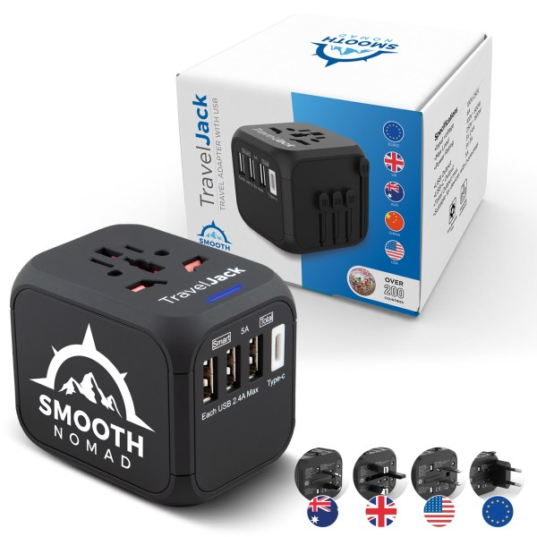 e-commerce product image of power converter