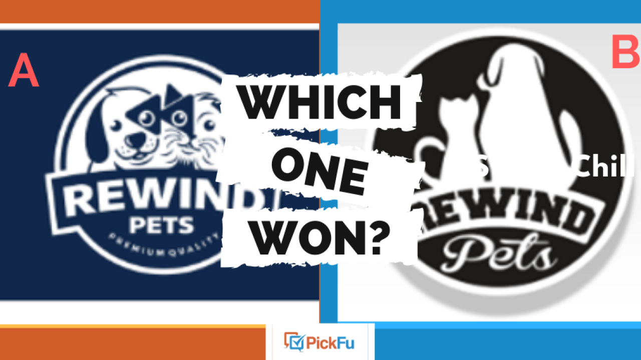 Which One Won Judging Logo Design Ideas The Pickfu Blogthe Pickfu Blog,Design Your Own Mug Online