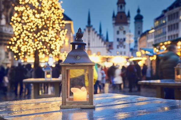PickFu holiday poll: German Christmas market