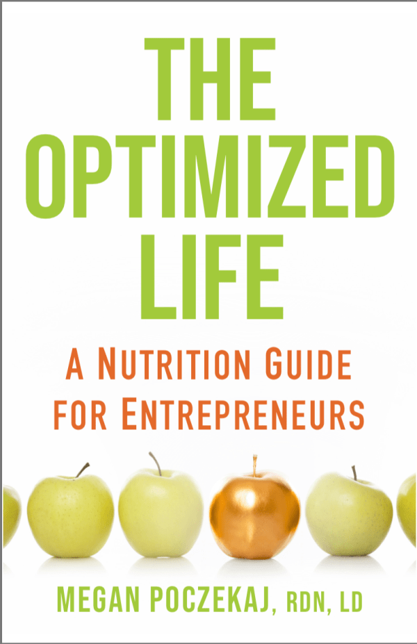 Which One Won: nutrition book for entrepreneurs