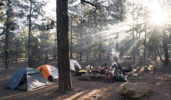 camping tents with room