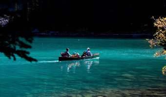 Kayak vs Canoe for fishing