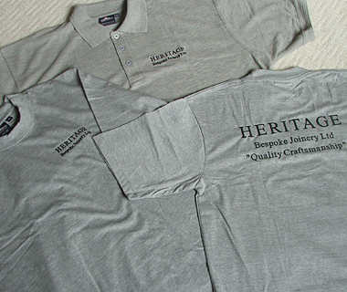 Heritage Joinery Workwear