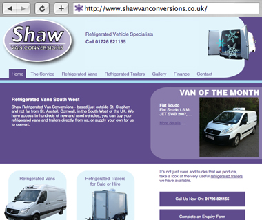 Refrigerated Van Conversions