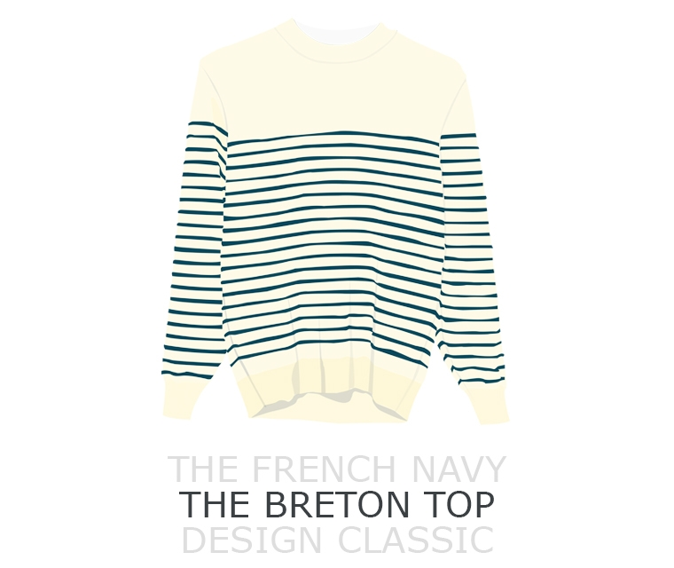 The Breton Top design classic