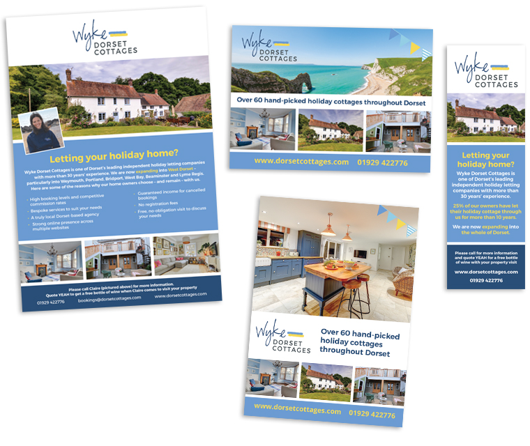 Wyke Dorset Cottages advert