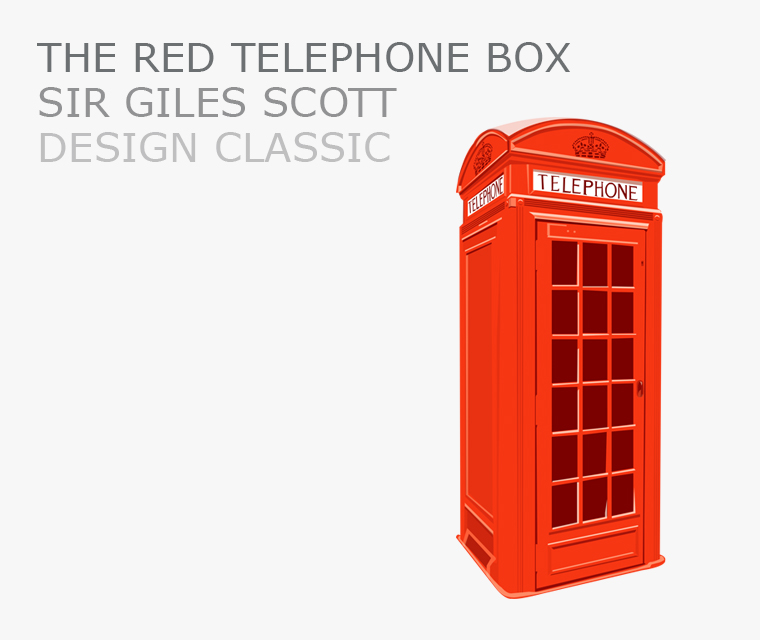 The red telephone box in our May newsletter