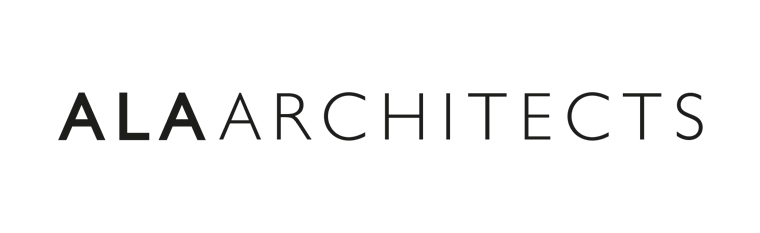 ALA Architects logo design