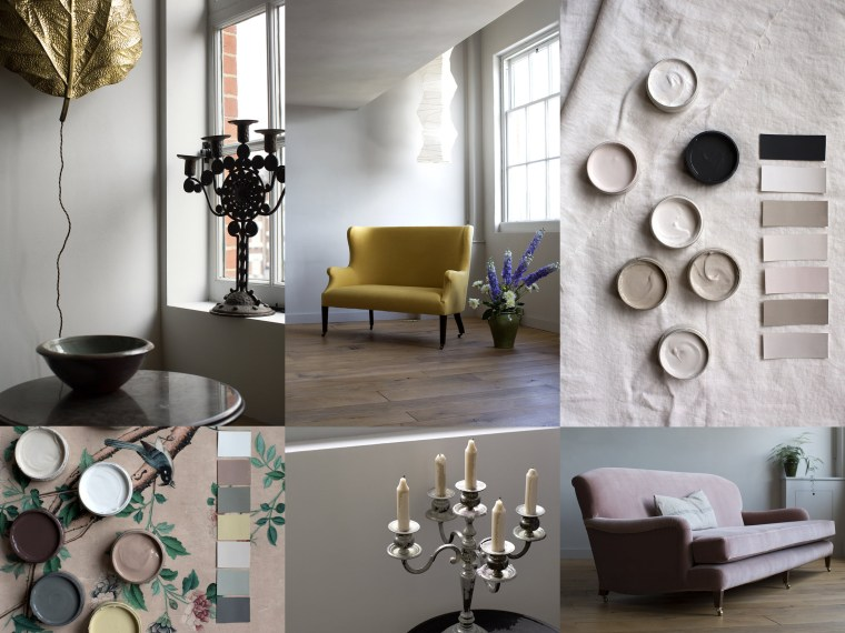 Atelier Ellis Paint Colours and Furniture