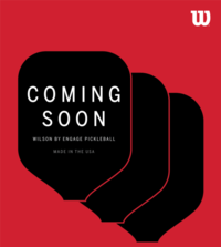New Wilson Paddles by Engage