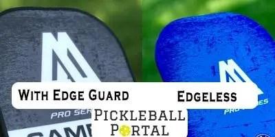 side by side comparison edge guard