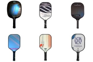10 Pro Pickleball Players + The Paddles They Use in 2021