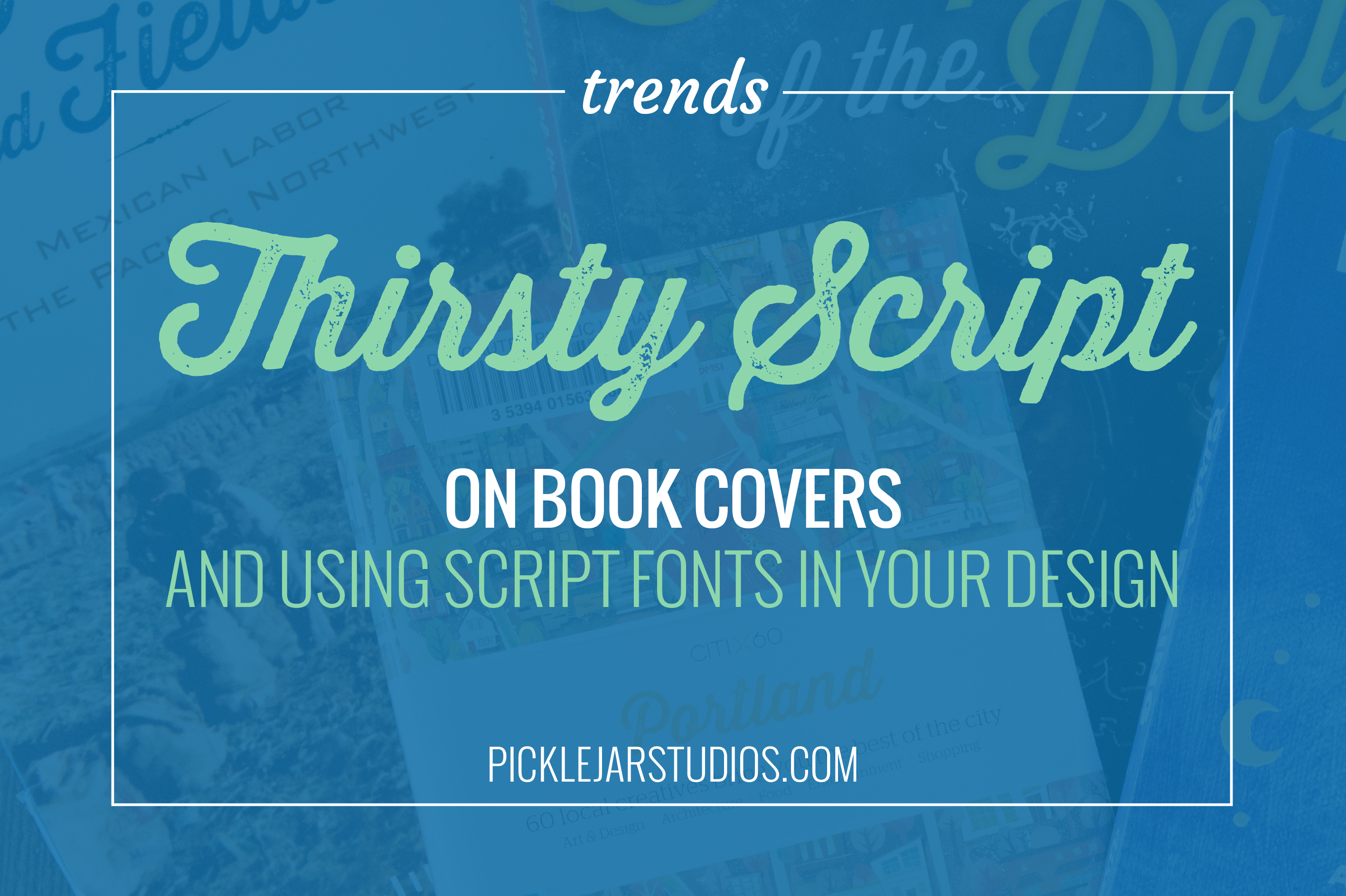 thirst script font on book covers book cover design blog post
