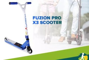 The Best Seller Fuzion X3 Pro Scooter Review And Buying Guide- 2019 [Experiment]