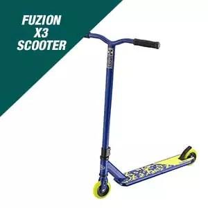 fuzion x3 scooter