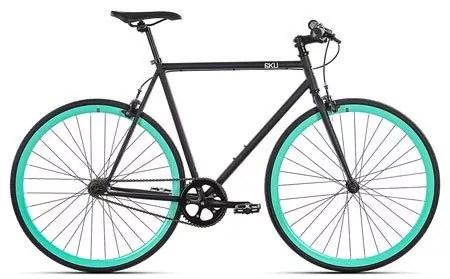 6KU Fixed Gear Single Speed Urban Bike