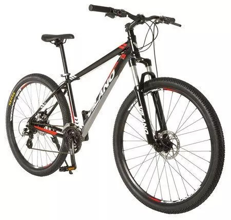 Vilano Blackjack 3.0 29er Mountain Bike with Hand Built Hard Trail