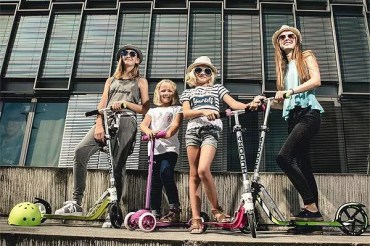 How to Choose The Right Kids Scooter?