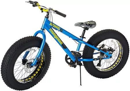 Mongoose Kong Boy's Fat Tire Bike