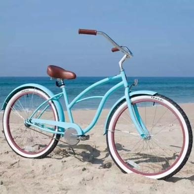 sixthreezero womens beach cruiser bicycle
