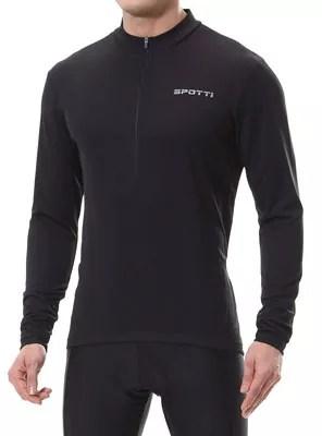 Spotti Long Sleeve Men's Cycling Jersey