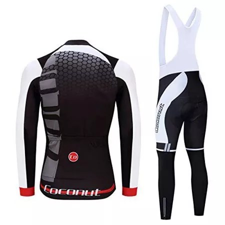 Coconut Ropamo Cycling Jersey Suit