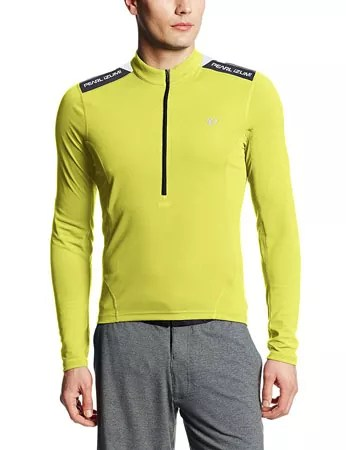 Pearl Izumi Select Long Sleeve Quest Jersey for Men