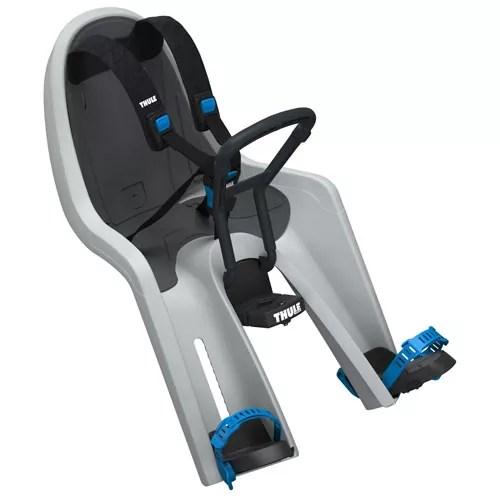 Thule RideAlong Mini Bike Seat, Light Gray