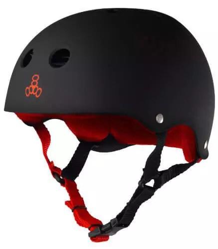 Triple 8 Sweatsaver Liner Skateboarding Helmet
