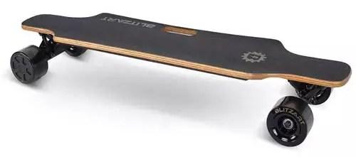 BLITZART Huracane 38″ 17mph Electric Skateboard Longboard