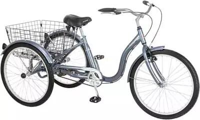 Schwinn Meridian Adult Full Size Tricycle
