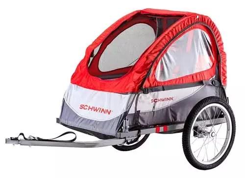 Schwinn Trailblazer Best Single Bike Trailer