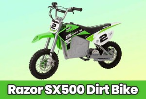 Razor SX500 Review | Electric Motocross Bike For Teenagers
