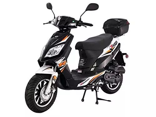 TaoTao Thunder 50 Gas Street Legal Scooter