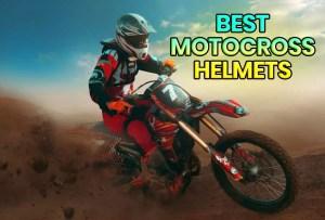 Best Motocross Helmets 2021 – Reviews & Buyer's Guide