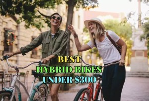 Best Hybrid Bikes Under 300 Dollars 2020 [Top Picks & Guide]