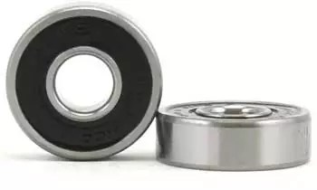 Oust MOC Skateboard and Skate Bearings