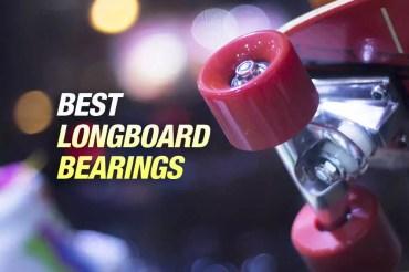 Best Longboard Bearings 2020 – Top Reviews for the Newbie