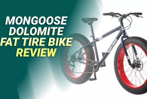 Mongoose Dolomite Review: A Brief Overview of The Fat Tire Bike