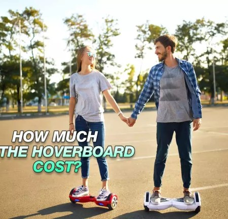 How Much Is The Hoverboard?