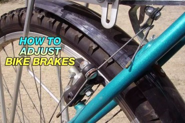 How To Adjust Bike Brakes [Easy Way]